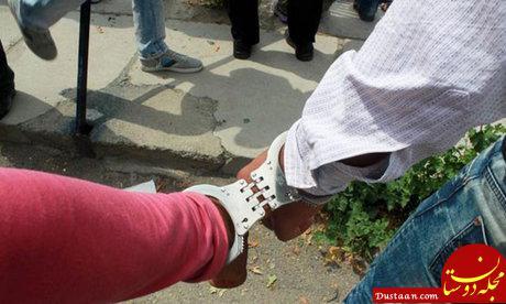 www.dustaan.com دستگیری 3 کودک سارق در مشهد