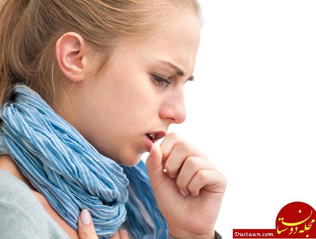 www.dustaan.com خلط گلو نشان دهنده کدام مشکل سلامتی است؟
