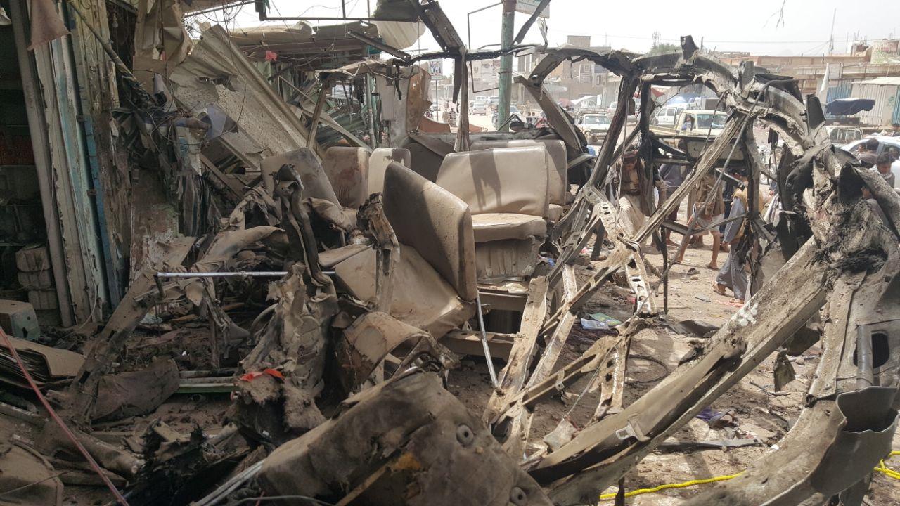 www.dustaan.com جزئیات جدید از کودک کشی سعودی ها در یمن +عکس های دلخراش