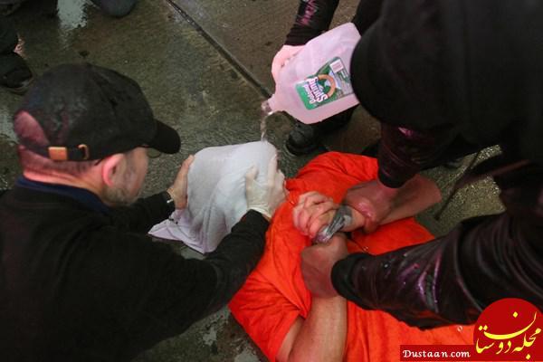 www.dustaan.com روش های وحشتناک خانم شکنجه گر +عکس