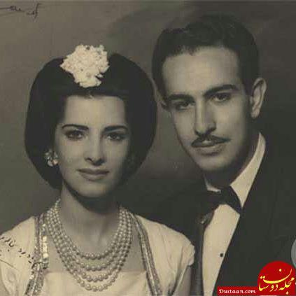 www.dustaan.com شوهر خواهر محمدرضا شاه در 101 سالگی درگذشت