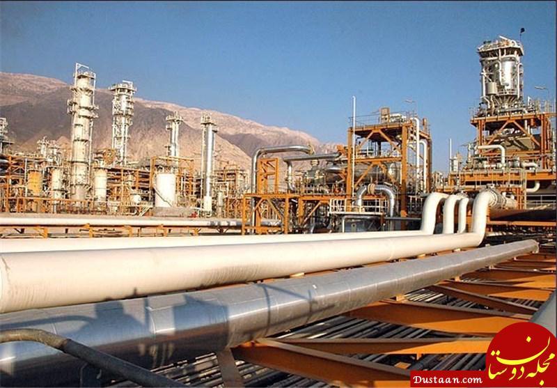 www.dustaan.com تحریم آمریکا علیه ایران چه تأثیری بر پارس جنوبی گذاشت؟