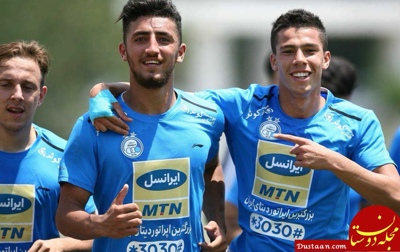 www.dustaan.com چطور استقلال باعث محرومیت دو بازیکن خود شد؟