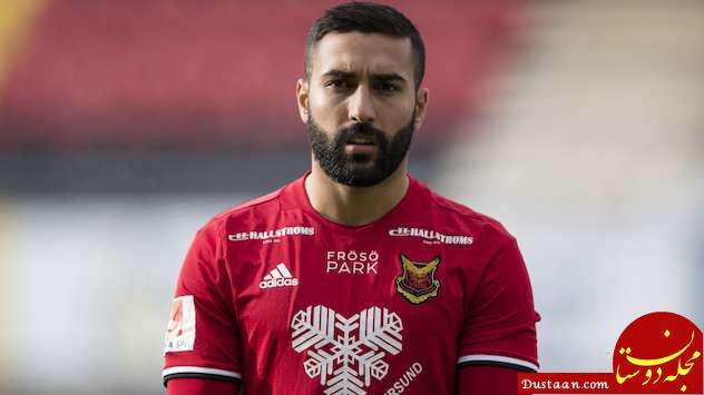 www.dustaan.com دردسر بزرگ برای هافبک تیم ملی ایران؛ اوئسکا علیه قدوس به فیفا شکایت می کند!