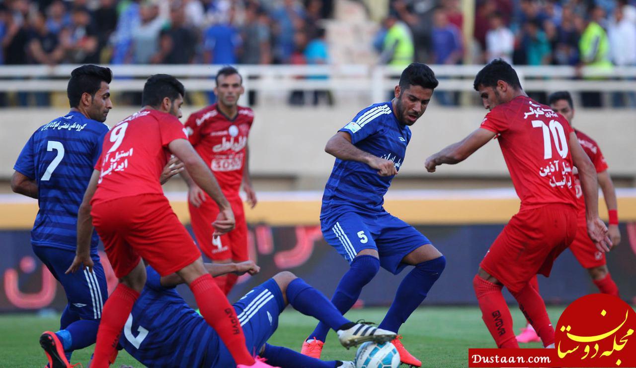www.dustaan.com سقوط پرسپولیس و استقلال در جدیدترین رنکینگ باشگاهی جهان