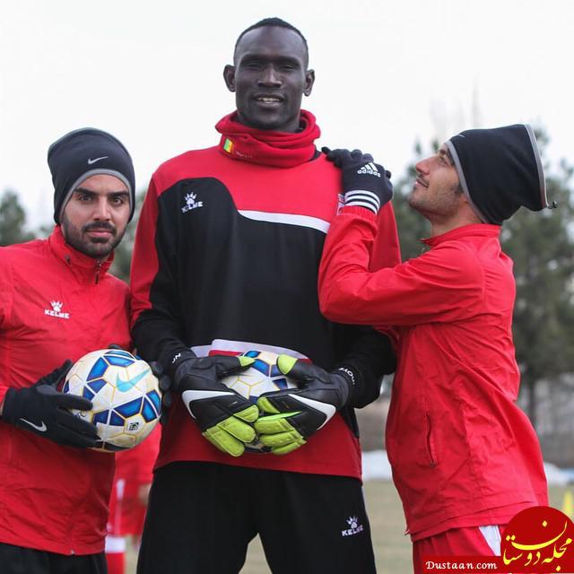 www.dustaan.com شجاع خلیل زاده :هواداران باید خودشان برای تغییر جو ورزشگاه دست به کار شوند
