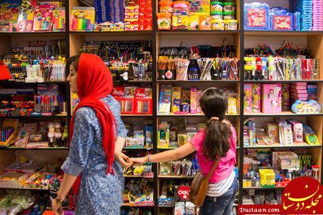 www.dustaan.com گردش مالی 6 هزار میلیاردی بازار لوازم التحریر در ایران