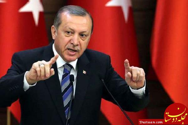 www.dustaan.com اردوغان: تمام محصولات الکترونیکی آمریکا را تحریم می کنیم