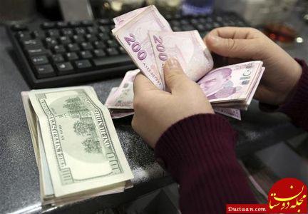 www.dustaan.com حرکت خودجوش مردمی در ترکیه برای حمایت از «لیر» و «پول ملی»