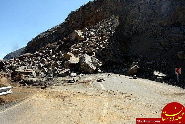 www.dustaan.com ریزش کوه در کاشمر سه کشته به جا گذاشت