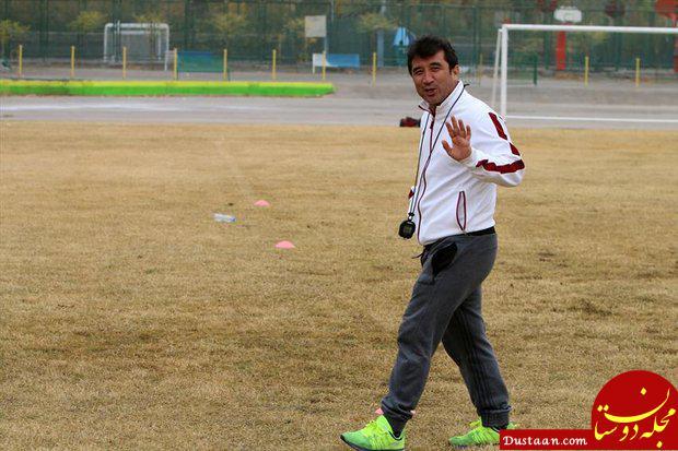 www.dustaan.com خداداد رئیس سازمان فوتبال مشکی پوشان می شود