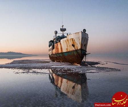 www.dustaan.com احداث دریاچه مصنوعی از حقابه دریاچه ارومیه متوقف شد
