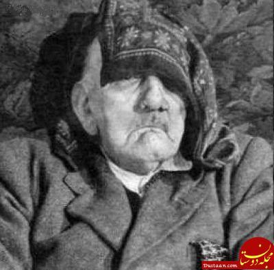 www.dustaan.com آخرین تصویر بجا مانده از هیتلر