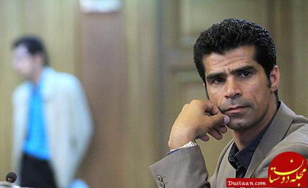 www.dustaan.com واکنش ساعی به درگیری با مدیران عربستانی