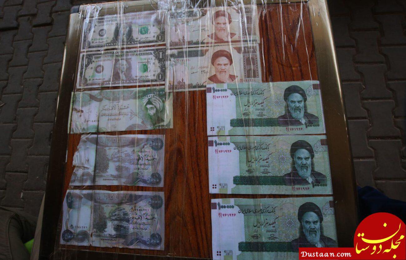 www.dustaan.com واشنگتن پست: نقره داغ شدن سپردهگذاران عراقی در بانکهای ایران