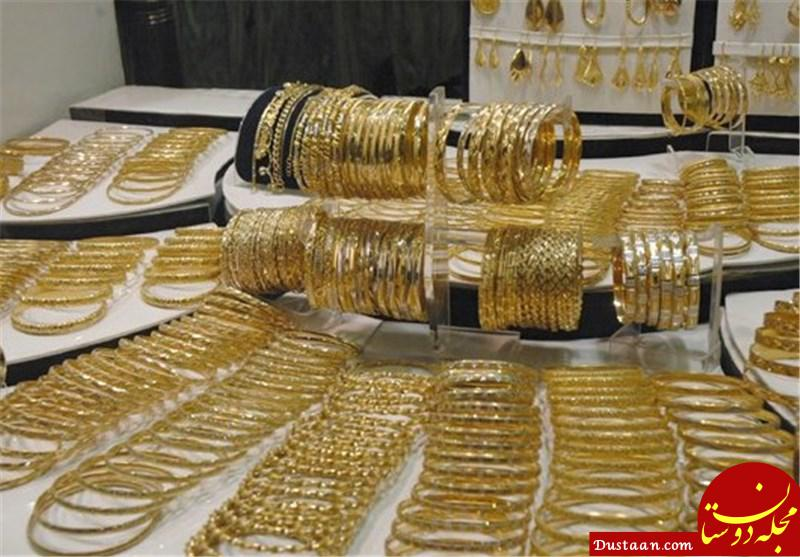 www.dustaan.com دختر جوان دزد طلای کودکان مشهدی