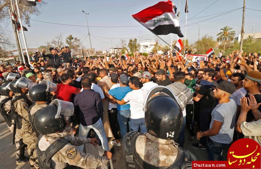 www.dustaan.com چرا عراق نمی تواند تحریم ها علیه ایران را به اجرا بگذارد؟