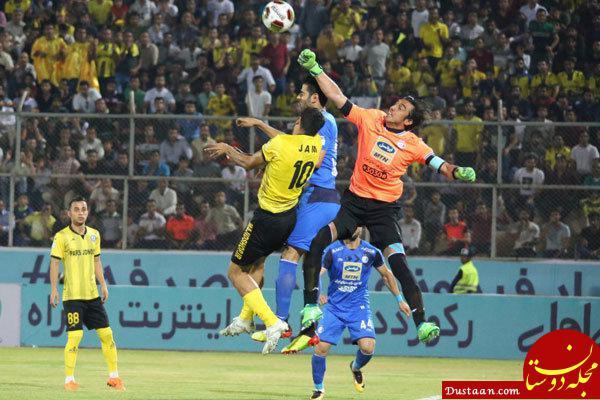 www.dustaan.com نخستین شکست فصل استقلال مقابل پارس جنوبی جم رقم خورد
