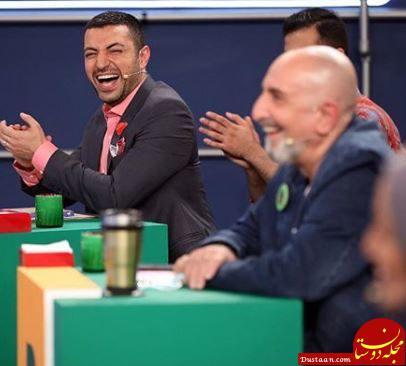 www.dustaan.com جوابیه اشکان خطیبی به عبور از خط قرمزها در خنداننده شو