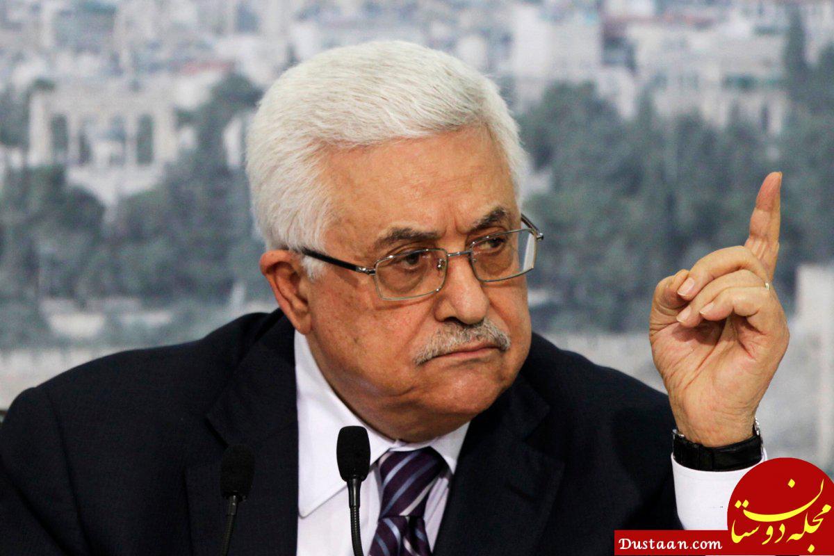 www.dustaan.com حمایت محمود عباس، رهبر تشکیلات خودگردان از ترکیه
