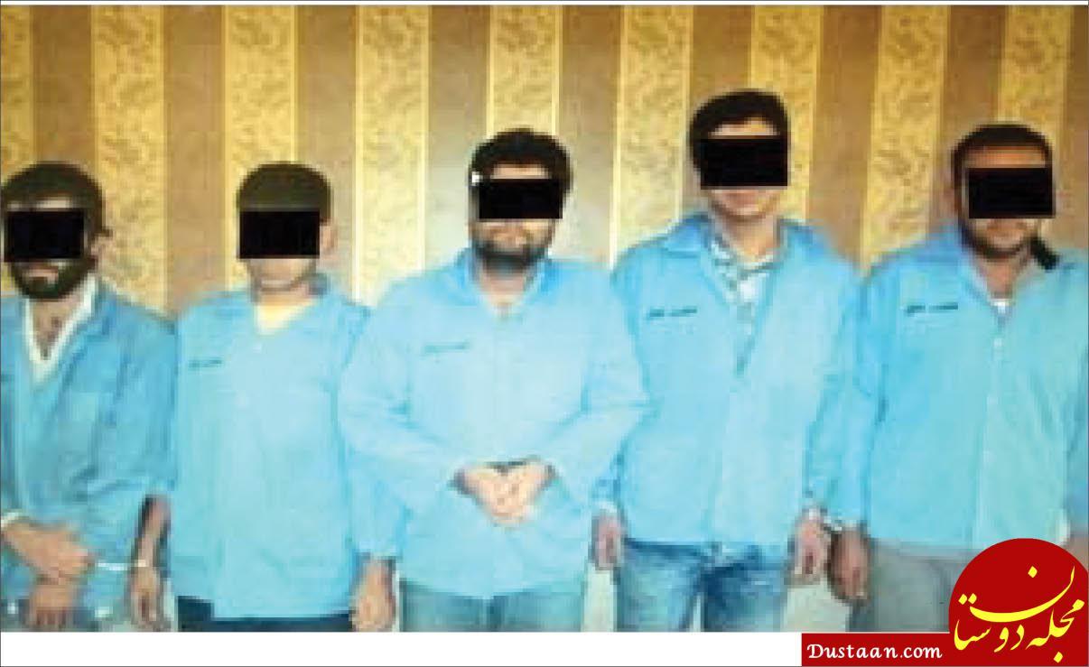 اعدام ۶ عضو باند مخوف «دزدان طلا»