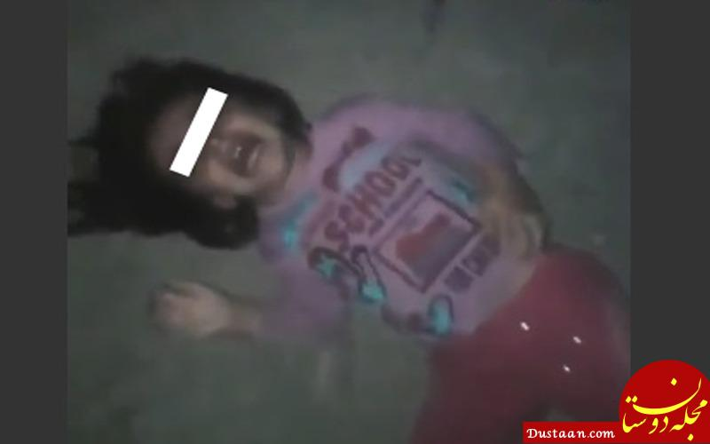 www.dustaan.com جزئیاتی جدید از شکنجه دختربچه 3 ساله مرندی توسط پدرش +عکس
