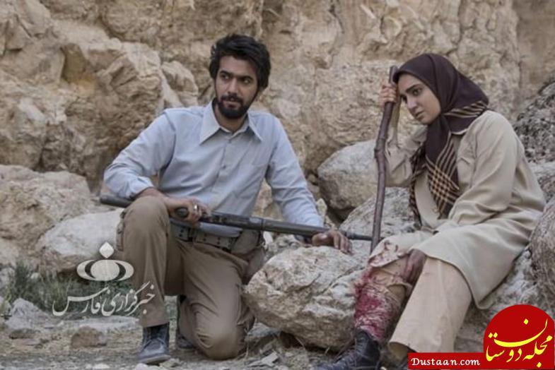 www.dustaan.com بازسازی سفارت آمریکا در شهرک سینمایی غزالی +عکس
