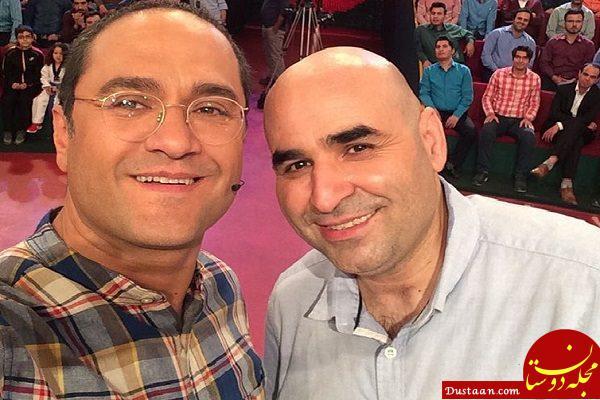 www.dustaan.com چرا علی مشهدی پیشنهاد رامبد جوان را رد کرد؟