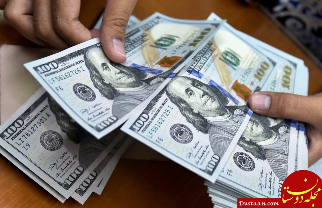 www.dustaan.com عطش خرید دلار کم شد