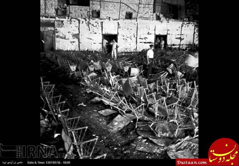 www.dustaan.com آتش سوزی سینما رکس آبادان به روایت تصویر