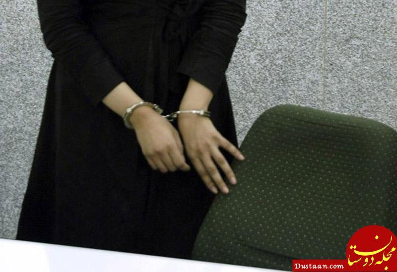 www.dustaan.com بازداشت زنی که پشت پرده ربات «همدم یاب» بود