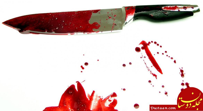 www.dustaan.com دو جوان شمشیر به دست گوش و انگشت مرد گل فروش را در آبادان بریدند!