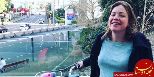 www.dustaan.com وزیر امور زنان نیوزیلند با دوچرخه برای زایمان به بیمارستان رفت! +تصاویر