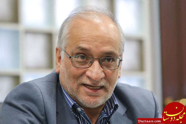 www.dustaan.com مرعشی: عدم حمایت مسئولین از یک دیگر بی نظیر است