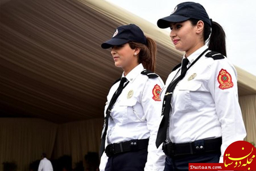 www.dustaan.com خدمت سربازی برای دختران مغربی، اجباری می شود +عکس