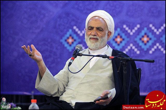 www.dustaan.com قرائتی: به قمه زنان گفتم شما مصداق همان آیه قرآن هستید که یهود از آن به ضرر مسلمانان استفاده کرد