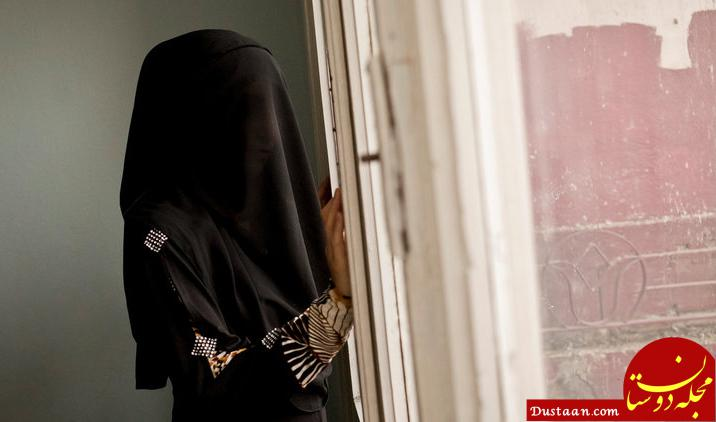 www.dustaan.com زنی با هویت مرموز که هوای جیب داعشیها را دارد +تصاویر