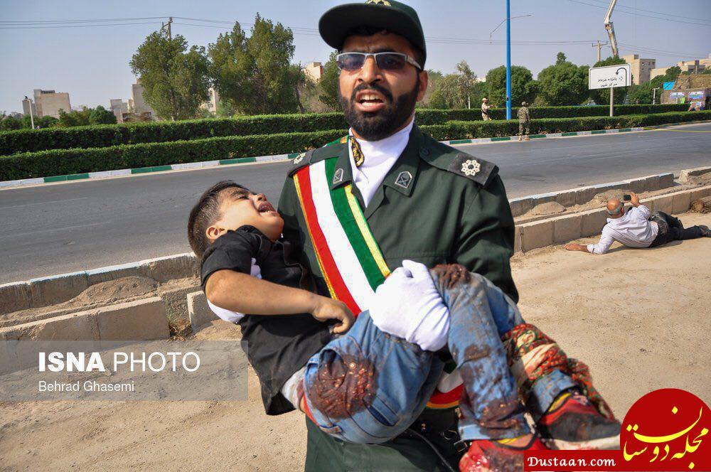 www.dustaan.com فقط وضعیت ۵ مصدوم حادثه تروریستی اهواز پایدار نیست