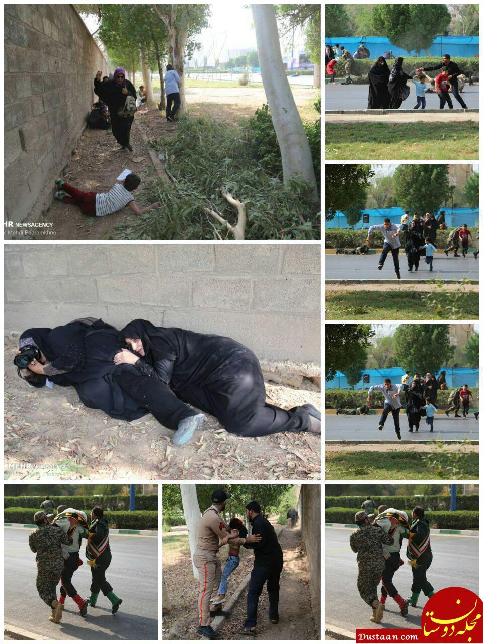 www.dustaan.com تروریست ها سلاح های خود را کجا مخفی کرده بودند؟
