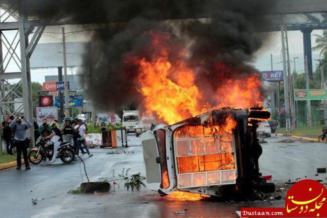 www.dustaan.com آمریکا: نیکاراگوئه، شبیه سوریه می شود