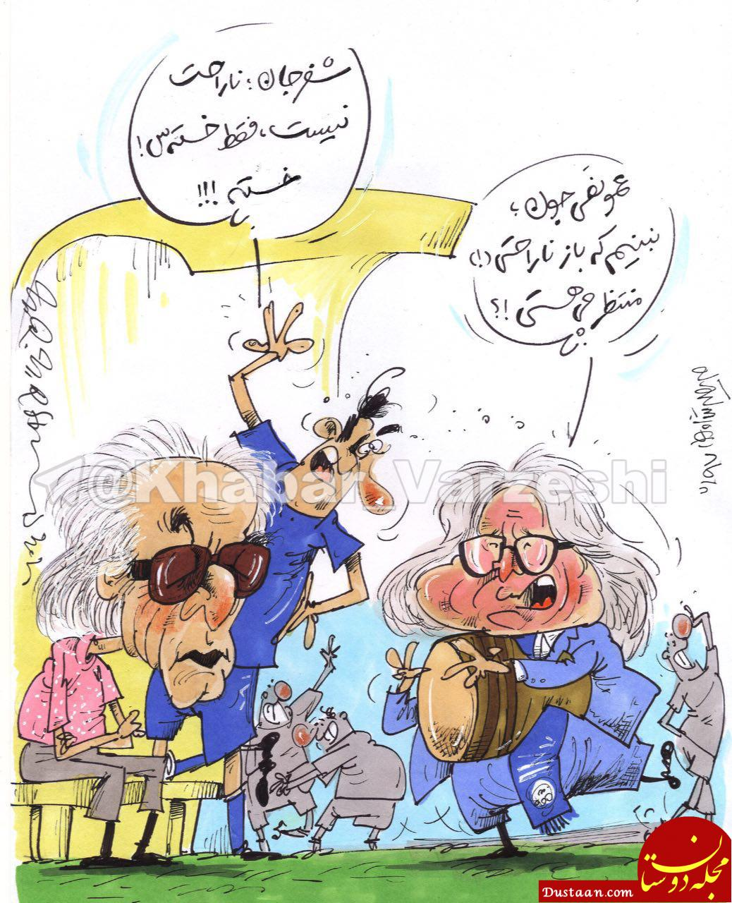 www.dustaan.com شفر: کسی حق ندارد روی نیمکت استقلال ناراحت بنشیند! +عکس