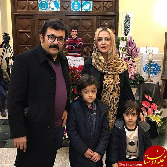 بیوگرافی و عکس های دیدنی شهرام عبدلی ، همسر و فرزندانش