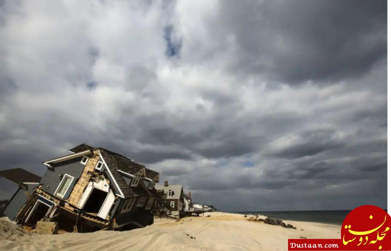 www.dustaan.com آسیب دیدن ۶۲ خانوار در پی وقوع طوفان در گلستان  +تصاویر