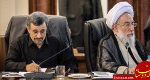 واکنش آیت الله مجتهد شبستری به حاشیه نشستن کنار احمدی نژاد