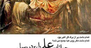 شب هشتم محرم: مصیبت جگرسوز حضرت علی اکبر علیه السلام