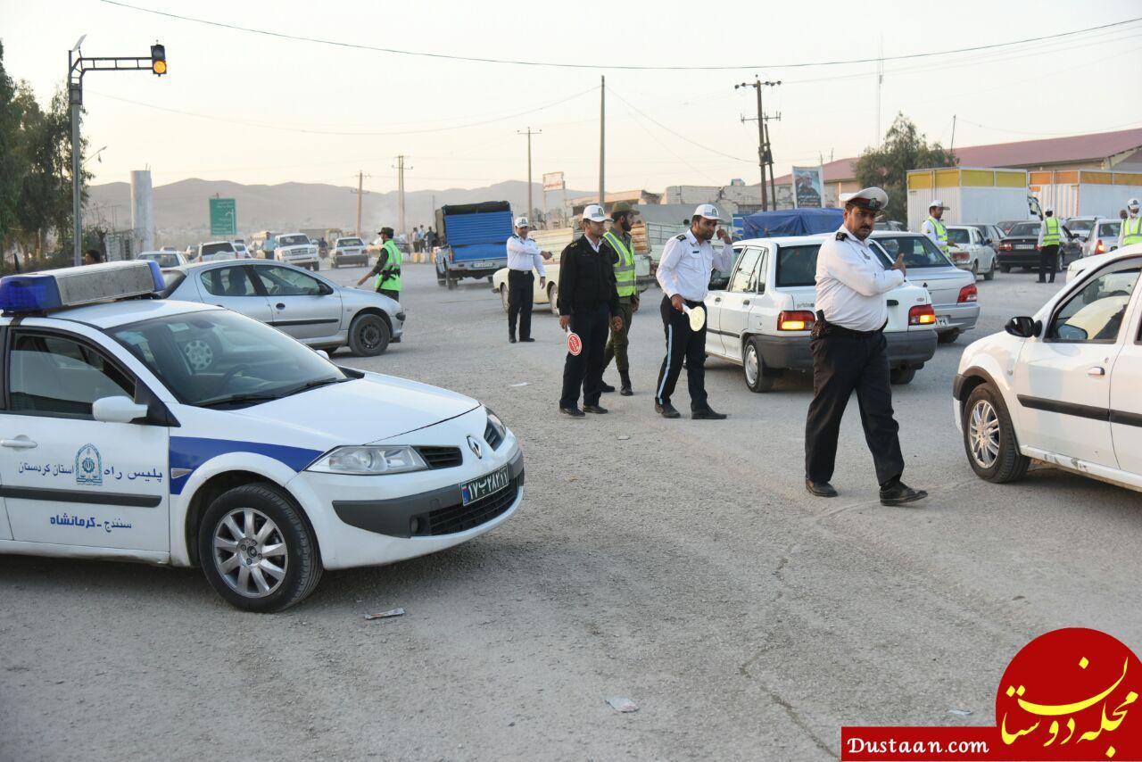www.dustaan.com ممنوعیت موقتی تردد وانت بارها و کامیونت ها در ساعات صبح