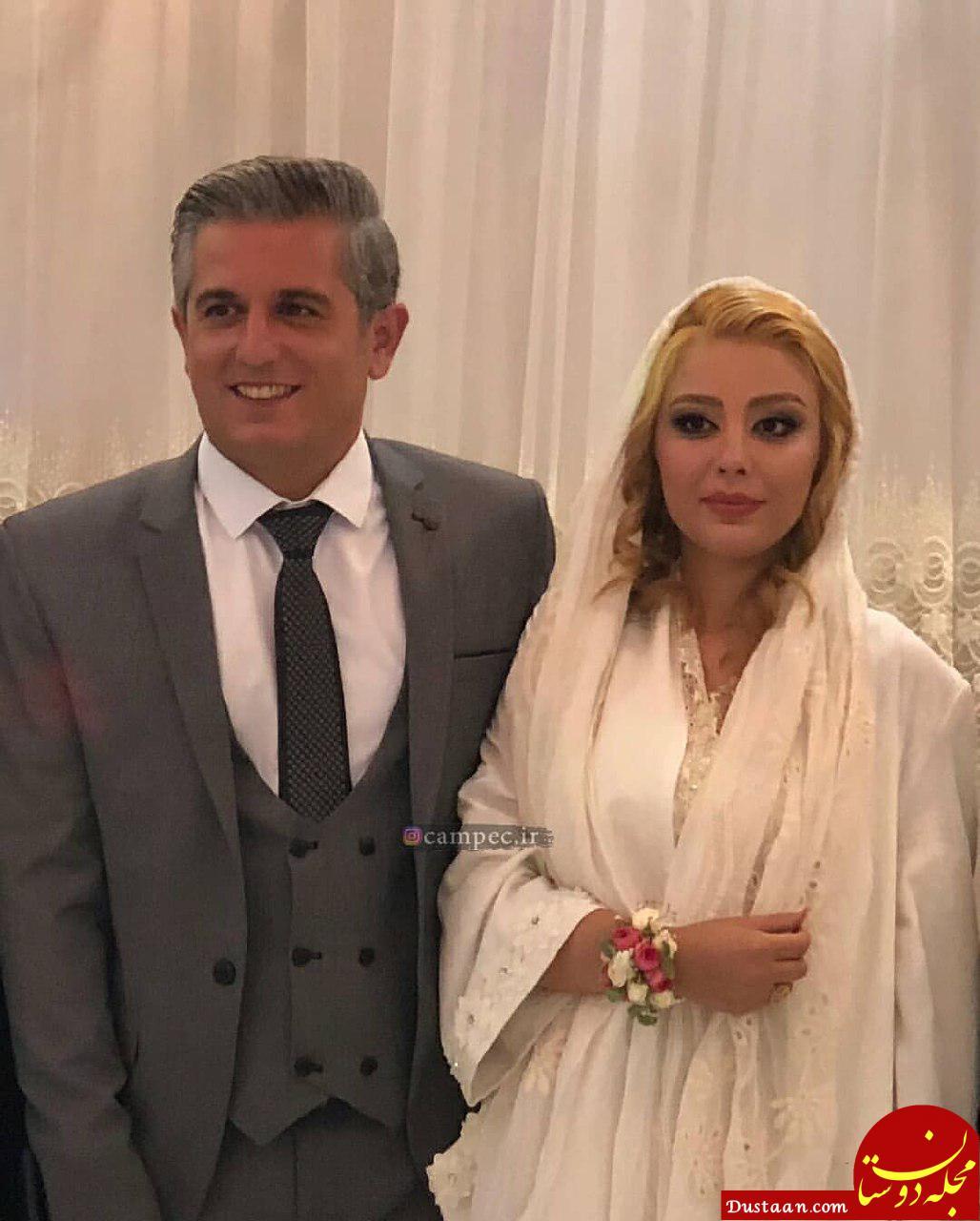 مراسم عروسی مونا غمخوار +عکس