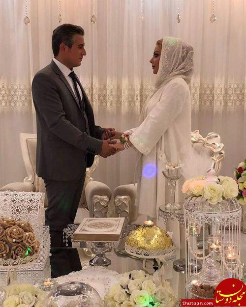 www.dustaan.com بازیگر سریال تلویزیونی «خاله سارا» عروس شد! +عکس