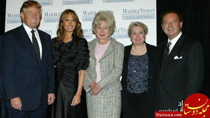 خواهر رئیس جمهور آمریکا را دیده اید؟! +عکس