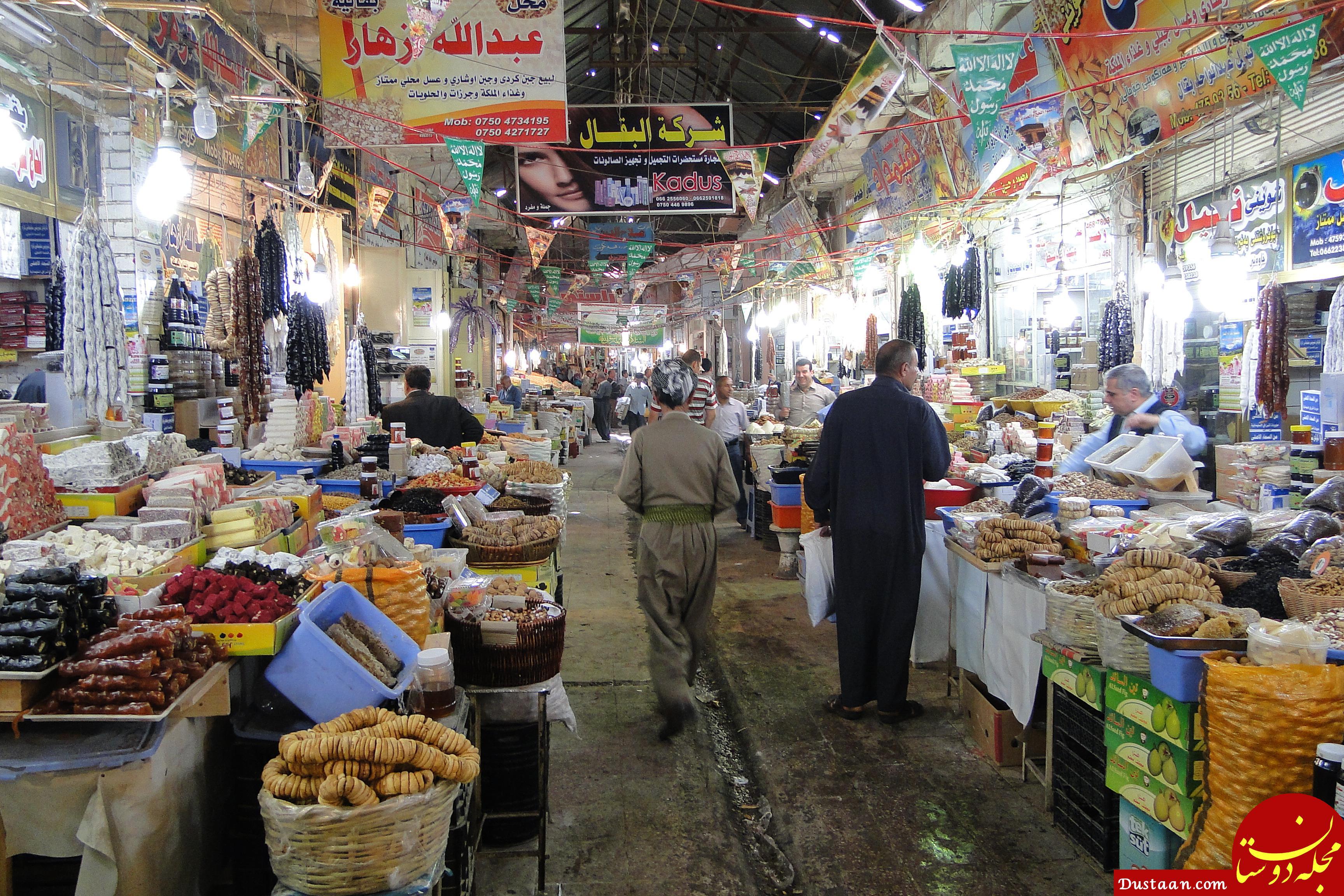 www.dustaan.com تلاش تاجران سعودی برای تصاحب بازار عراق